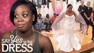 City Girl Wants A Country Dress For Her Wedding!   Say Yes To The Dress Atlanta