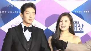 【HD】 Lee Joon Gi 2014KBS演技大賞 Red Carpet 141231