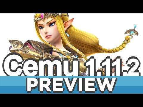 Cemu 1,11,2 (Wii U Emulator) | Improvements Preview
