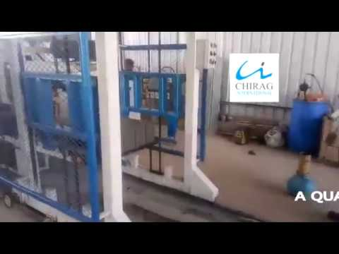 Fully Automatic Multifunction Brick Machine