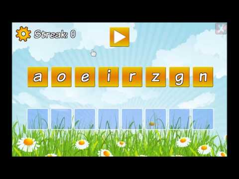 Video of Second Grade Learning Games