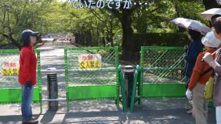 今こそ熊本城熊本城外回り観光60分コース