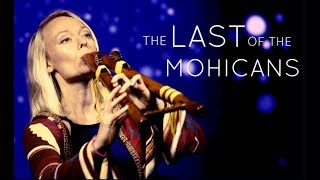 The Last of Mohicans - Native American flute in F# - YouTube