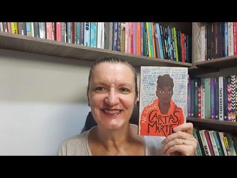 Resenha: Cartas para Martin, de Nic Stone, tradução de Thaís Paiva - Editora Intrínseca