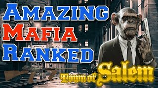 Amazing Mafia Ranked Game | Town Of Salem Ranked Gameplay