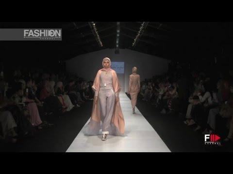 Video ZASKIA SUNGKAR Jakarta Fashion Week 2015 by Fashion Channel