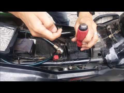 Video Pemasangan Modifikasi Ferrox Untuk Honda Verza