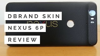 dbrand Nexus 6P Skin Review