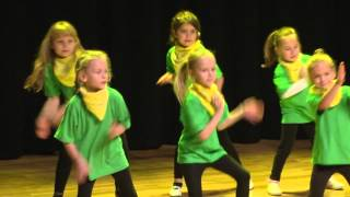 """Taniec """"Czekolada"""" Przedszkole nr 6"""
