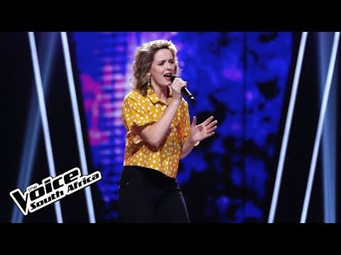 Verona Goslett – 'Head Above Water' | Blind Audition | The Voice SA: Season 3 | M-Net - The Voice South Africa