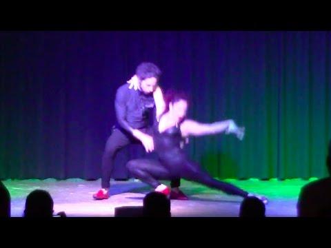 Josè y Elena Bachata Show | Aventura - Volvio la Traicionera | All-In Dance Convention