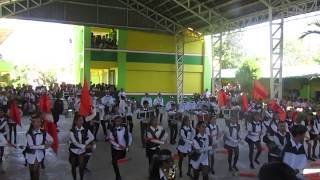 TNHS Drum And Lyre Band Competition 2018 First Runner Up (Group1)