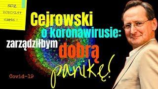 Cejrowski o koronawirusie #Covid19 2020/2/17 Studio Dziki Zachód odc. 46 cz. 1