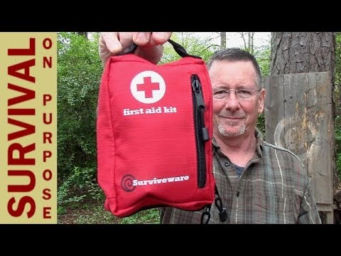 Best First Aid Kit I've Tried – Surviveware 1st Aid Kit