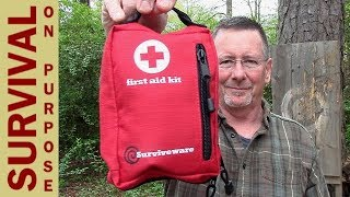Best First Aid Kit Ive Tried - Surviveware 1st Aid Kit