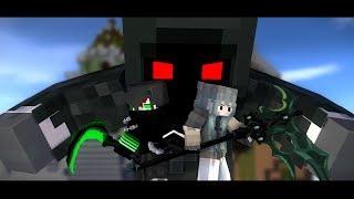 """""""Unknown Brain - Superhero"""" A Minecraft Music Video ♪"""