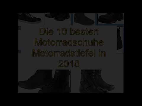 Die 10 besten Motorradschuhe Motorradstiefel in 2018