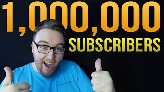 1 Million Subscribers! - Thank You