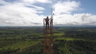 Giro na torre do Tabocal - Santo Antonio de Jesus