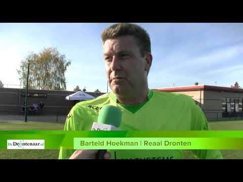 VIDEO | Reaal Dronten mist te veel spelers om aanspraak te mogen maken op winst: 0-1