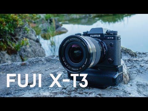 Fujifilm X-T3 Kamera - Erster Eindruck (Kein Test)