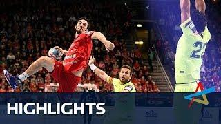 Telekom Veszprém HC Vs Barça Lassa   Round 11   VELUX EHF Champions League 2018/19