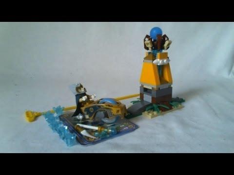 Vidéo LEGO Chima 70108 : L'attaque du nid Royal
