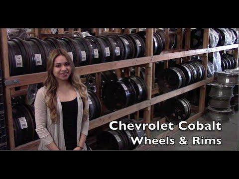 Factory Original Chevrolet Cobalt Wheels & Chevrolet Cobalt Rims – OriginalWheels.com