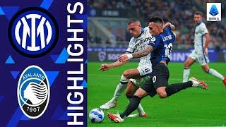 Inter 2-2 Atalanta Pekan 6
