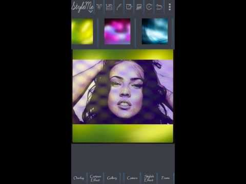 Video of Style Me - Photo Editor