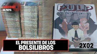PULP: El universo oculto de los bolsilibros en España, con Jordi Pastor