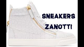 Giuseppe Zanotti Croco Sneakers Review En Español