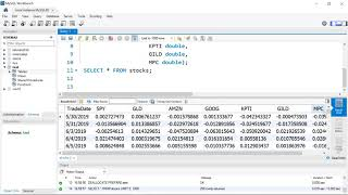 How to Create a Database, Add Tables and Import Data in MySQL Workbench