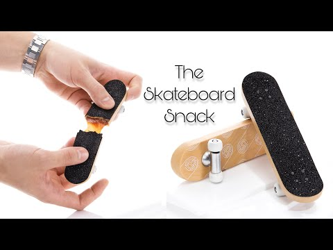 Take a Bite Out of These Delicious Skateboards