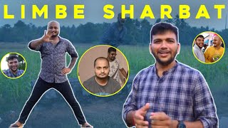 Limbe Sharbat - @SHUTTERBOX FILMS X FPV Drone X Puggada Uncle | Sachin Shetty| Karavali People |
