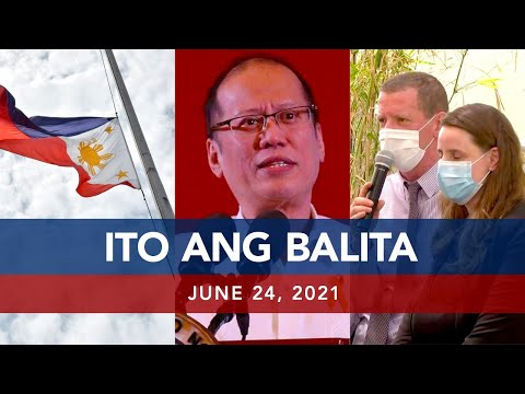 [UNTV]  UNTV: ITO ANG BALITA | June 24, 2021