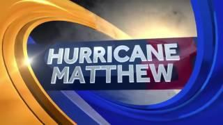 Hurricane Matthew may track toward New England; exact path unclear