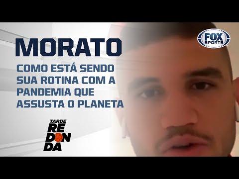 CORONAVIRUS AFETANDO O ESPORTE!; Saiba como está a rotina de Morato, zagueiro do Benfica