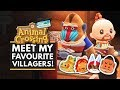 Animal Crossing New Horizons | Meet My Favourite Villagers!