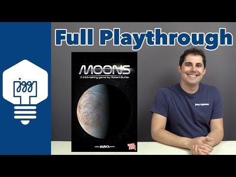 JonGetsGames - Moons Full Playthrough