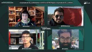 Debate Xataka esports: LCS EU vs LCS NA