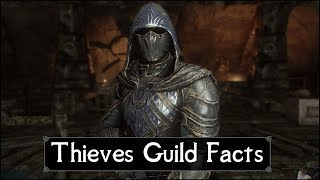 Skyrim: 5 Thieves Guild Facts and Secrets You May Have Missed in The Elder Scrolls 5: Skyrim