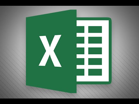 Learn Excel 2016 - PowerPivot How-To - YouTube