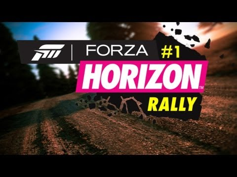 #1 Zagrajmy w Forza Horizon Rally Expansion Pack - Beaumont - Xbox 360 - PL