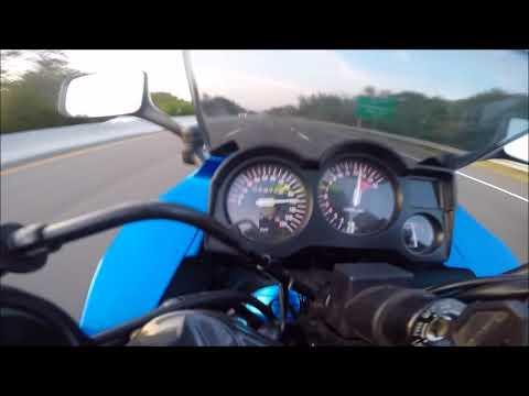 Ninja 250 Top Speed