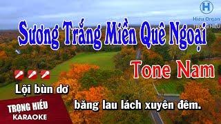 karaoke-suong-trang-mien-que-ngoai-tone-nam-nhac-song-trong-hieu