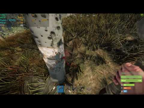 Rust doesnt takes all of my PC resources :: Rust General