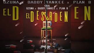 El Desorden (BASS BOOSTED) Ozuna, Daddy Yankee  Plan B