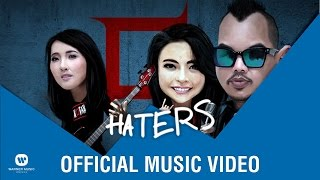 Lirik Lagu dan Chord Gitar KOTAK - Haters (Official Music Video)