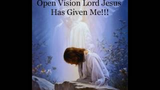 Open Vision Of Lord Jesus Christ Crying, Plus A Revelation To Help Defeat This Spirit Of Fear!!!!
